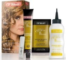 El juego para la reconstitución de los cabello con arganovym por el aceite