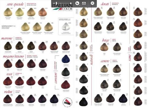 coloração alfaparf - evolution 3d of the color 60gr
