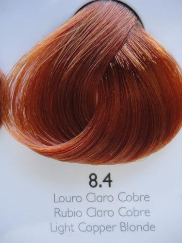 coloração yellow alfaparf ye color 8.4 - louro claro cobre