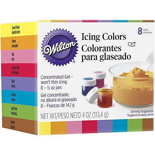 Colorante Alimenticio 8 Colores Frios - $ 82.900 en Mercado Libre
