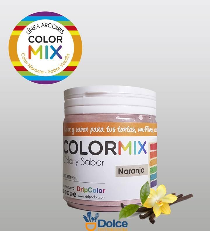Colorante En Polvo Comestible Colormix Arcoiris 1 Color - $ 145,00 ...
