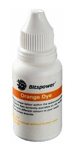 colorante refrigerante bitspower, 15 ml, naranja
