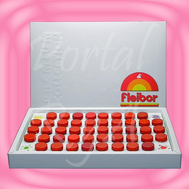 Colorantes Comestibles En Pasta Fleibor X 46 Premium Collec. - $ 980 ...