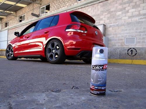 colordip: recubrimiento líquido - vinilo en aerosol