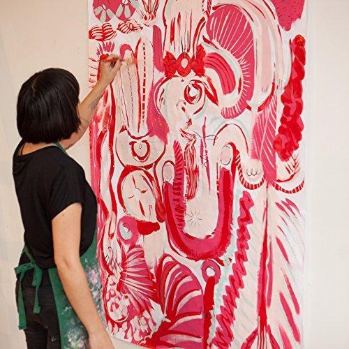 colore  juego pintura acrílica perfecto pintar lienzo arcill