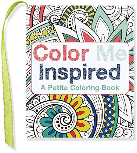 Colorearme Inspirado (mini Libro Para Colorear) - $ 39.599 en ...