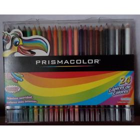 Colores Prismacolor De 24 Unidades