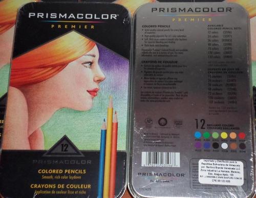 colores prismacolor premier 12 unidades