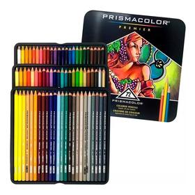 Colores Prismacolor Premier X 72 Unidades, Entrega Inmediata