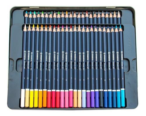 colores schwan art x48 stabilo - unidad a $2662