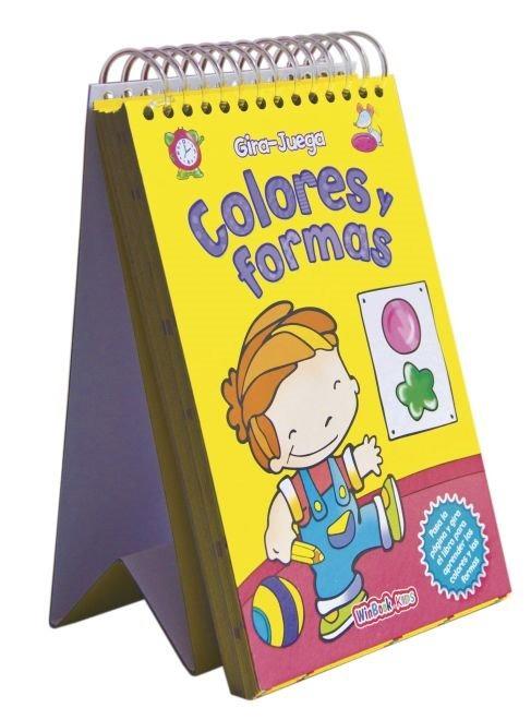 Colores Y Formas Libro Para Preescolar Libro Infantil - $ 120.00 en ...
