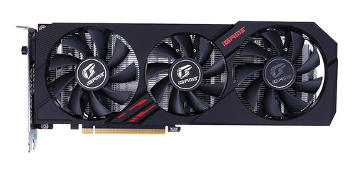 colorful igame geforce gtx 1660 ti tarjeta gráfica ultra gdd