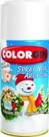 colorgin spray neve artificial