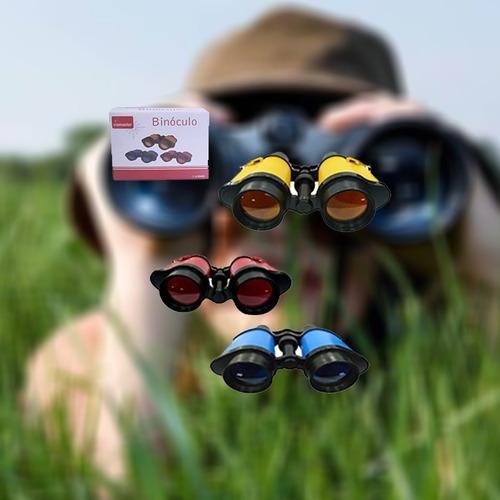 colorido binoculos esportivo atacado espião camping