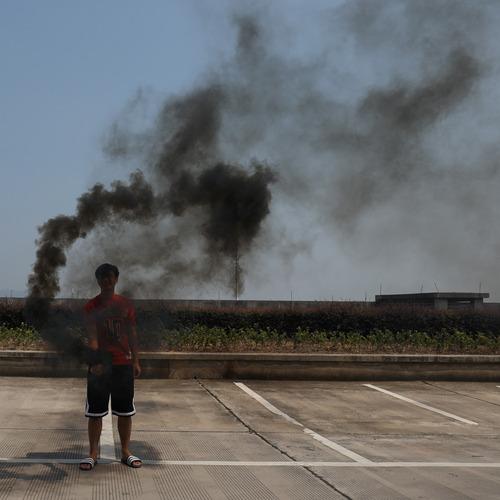 colorido efecto humo mostrar humo fotografía prop halar ani