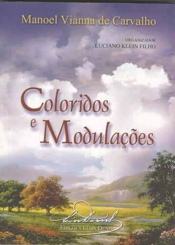 coloridos e modulações manoel vianna de carvalho