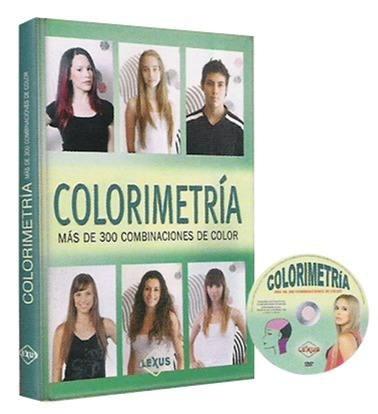 colorimetria mas de 300 combinaciones de color lexus