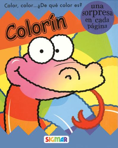 colorín colección piruetas