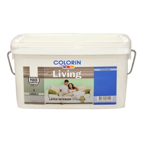 Colorin Living Pintura Latex Interior Colores X 4 Litros