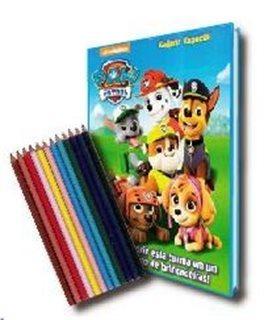 colorir especial- paw patrol 01/on lin entrega garantida