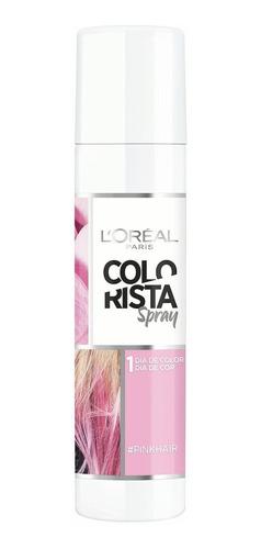 colorista spray color fantasía de loreal parís x 75 ml