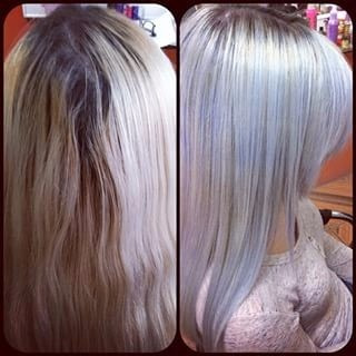 exotic colors. finest review exotic black blue pintando o cabelo