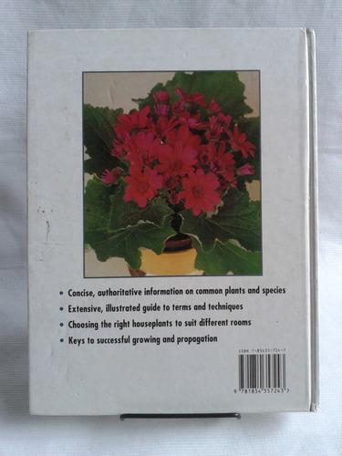 colour dictionary of house plants - peter mchoy. en inglés
