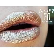 colourpop - ultra metallic lip pyt