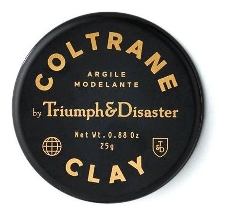coltrane clay mini - cera para cabello triumph and disaster