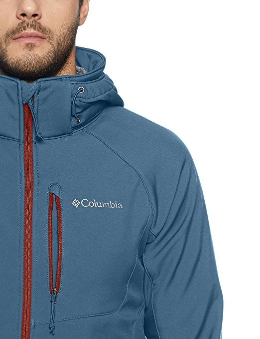 Columbia Cascade Ridge Ii Softshell 68dd87864b0