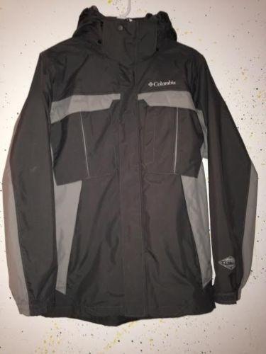 columbia mens interchange jacket usada talla m