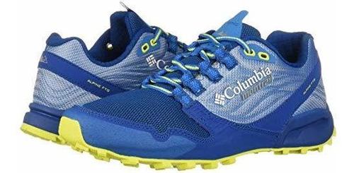 columbia montrail alpine ftg zapatillas de correr para hombr