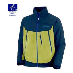 Columbia Omniheat Campera Talle L Color 2 Tonos