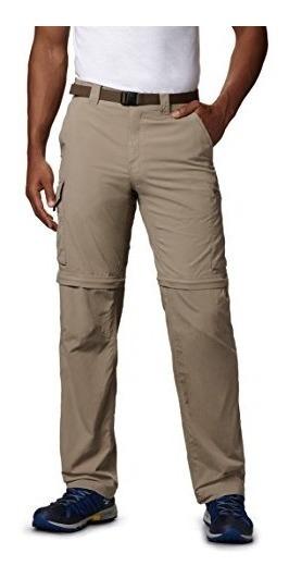 Cresta Pantalon Convertible Columbia Plata 3TF1lKcJ