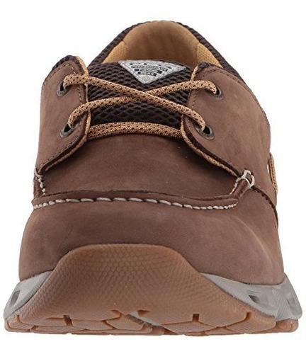 columbia zapatillas de barco para hombre iii pfg