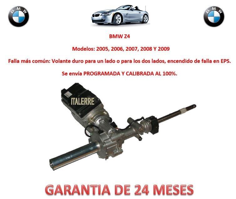 Columna Direccion Electroasistida Cremallera P Bmw Z4 Sp0 18 999 00 En Mercado Libre
