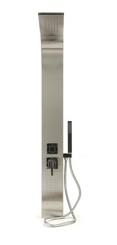 columna ducha con duchador