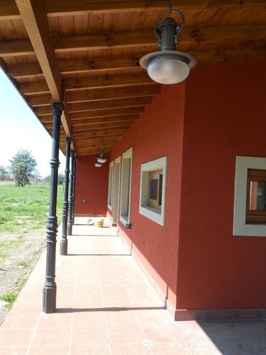 columna para galería o techos hierro 3''