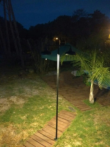 columna para jardín vintage