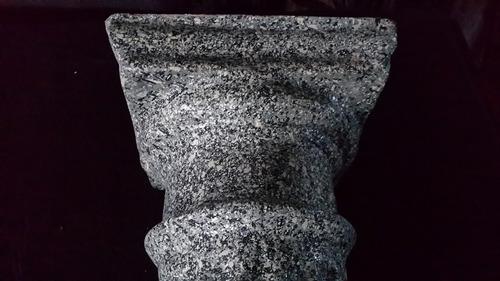 columna pequeña.45 cm altura.san isidro