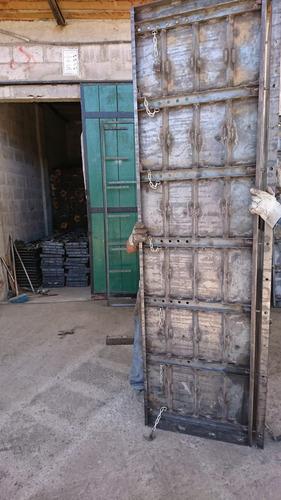 columnas metálicas para encofrar regulables quito ::madecons