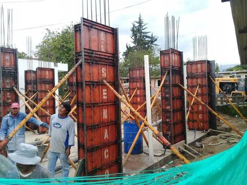 columnas para la construcción