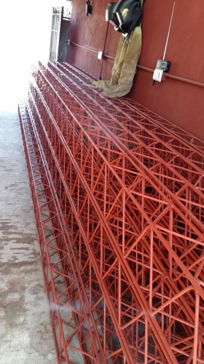 Columnas Reticulas Cuadradas Hierro De 12 Mm Y 8 Mm - $ 650,00 en ...