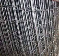 columnas y encadenados,vigas armadas con hierro 10 y 6