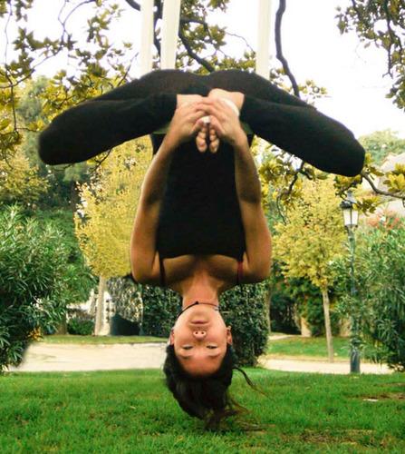 columpio aero yoga. aero pilates + fijaciones +clase digital