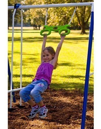 Columpio balancin infantil para exterior sube y baja - Columpios de exterior ...
