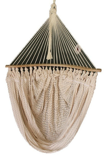 columpio curvo (tela de algodón)
