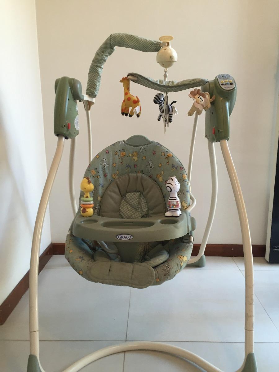 90733070c Columpio Graco Para Bebes - $ 3.500,00 en Mercado Libre