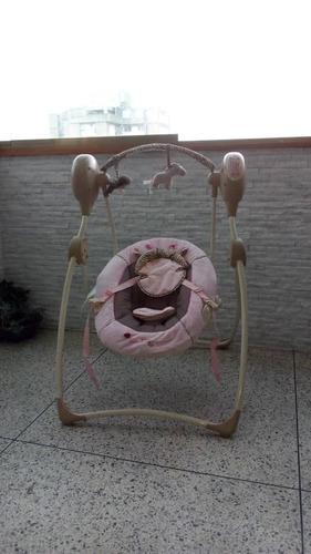 columpio mecedor para bebés carter´s jungle