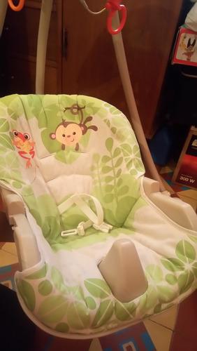 columpio mecedora bebe